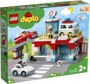 Конструктор LEGO® DUPLO Town Гараж і автомийка