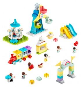 Конструктор LEGO® DUPLO Town Парк розваг