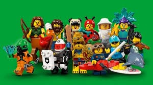 Конструктор LEGO® Minifigures  серия 21