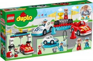 Конструктор LEGO® DUPLO Town Гоночні автомобілі