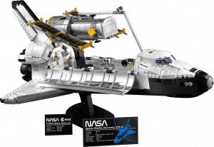 Конструктор LEGO® Creator Космічний шатл Діскавері V29