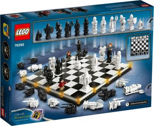 Конструктор LEGO® Harry Potter Гогвортс: магічні шахи