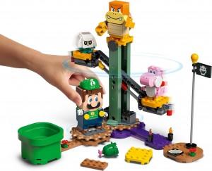 Конструктор LEGO Super Mario Пригоди з Луїджі. Стартовий набір