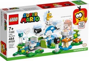 Конструктор LEGO Super Mario Небесний світ Лакіту. Додатковий рівень