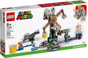 Конструктор LEGO Super Mario Сутичка з Резнором. Додатковий рівень