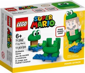Конструктор LEGO Super Mario Маріо-жаба. Бонусний костюм