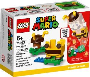 Конструктор LEGO Super Mario Маріо-бджола. Бонусний костюм