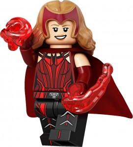 Конструктор LEGO Червона відьма