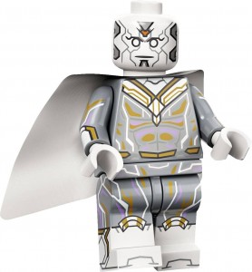 Конструктор LEGO Вижен