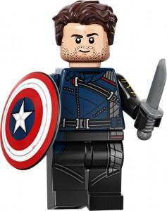 Конструктор LEGO Зимовий солдат