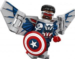 Конструктор LEGO Капітан Америка