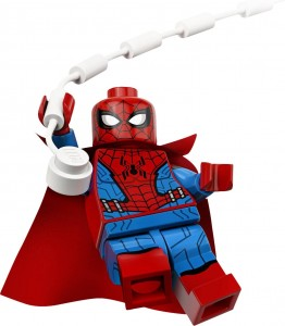 Конструктор LEGO Мисливець на зомбі Спайді