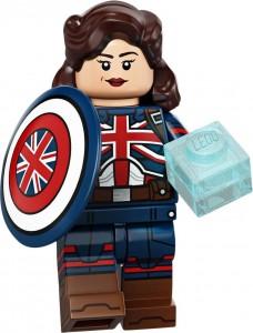 Конструктор LEGO Капітан Картер