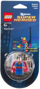 LEGO Magnets Супермен