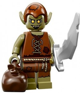 LEGO Collectable Minifigures Гоблин