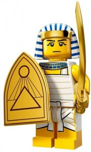 LEGO Collectable Minifigures Єгипетський Воїн