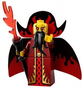 LEGO Collectable Minifigures Злий Чарівник