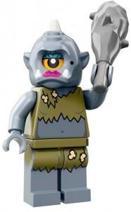 LEGO Collectable Minifigures Леді Циклоп