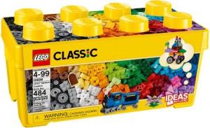 Конструктор LEGO Classic Коробка кубиків LEGO® для творчого конструювання, середнього розміру