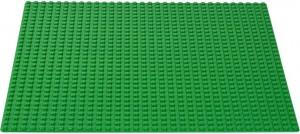 Конструктор  LEGO LEGO Classic Базова пластина зеленого кольору